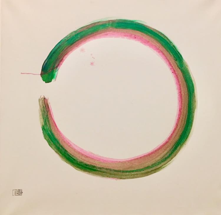 La perfetta imperfezione dell'Ensō (円相)
