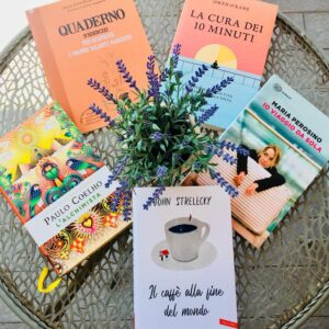 Psicoletture: libri da portare in valigia Edizione estate 2020